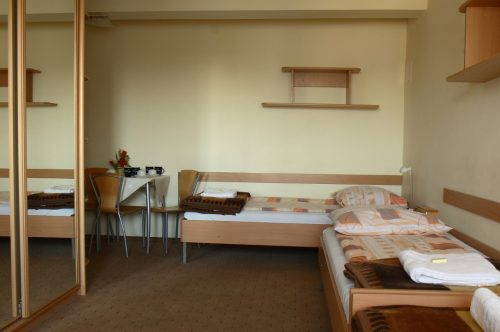 Tourist standard room four persons room with en-suite bathro